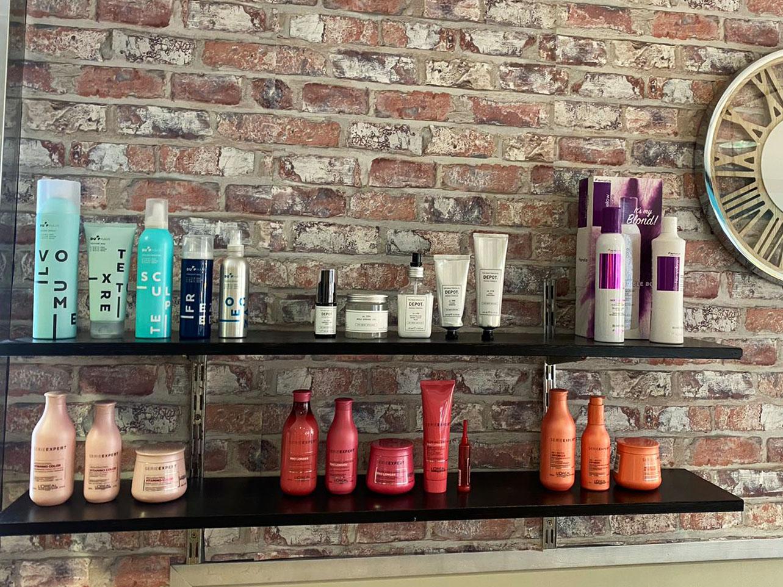 marroxy hairstyling producten